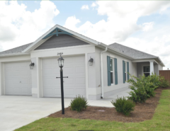 NEW Waterfront Bungalow Courtyard Villa available for rent The Villages Florida