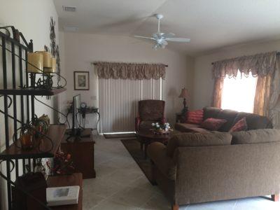 Seasonal Rental 2/2 Villa – Available Jan. 2020 The Villages Florida