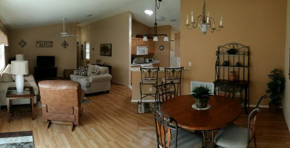 PATIO VILLA FOR DECEMBER AND APRIL NOW AVAILABLE The Villages Florida