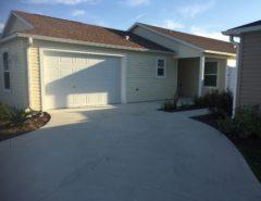 3/2 Courtyard Villa for rent The Villages Florida