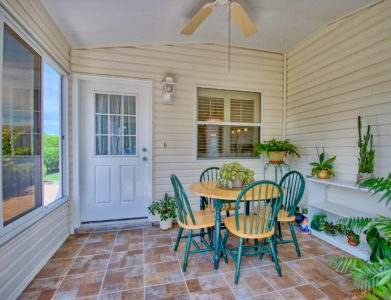 Patio Villa for rent The Villages Florida