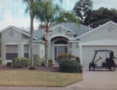 3/2 Lantana on golf course for rent Jan/Feb 2020 The Villages Florida