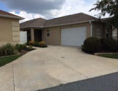 2 bedroom Villa for rent near Pinellas Plaza (November 2019 thru January 2020) The Villages Florida