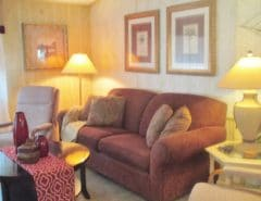 2 Bdrm 2 Bath Vacation Home, with Golf Cart, available December The Villages Florida