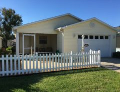 Remodeled Patio Villa – $168,000 – No Bond – Near 466 and Morse Blvd The Villages Florida