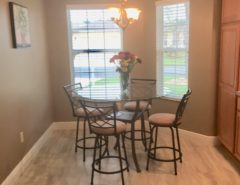 Remodeled Designer Home Now for Rent (May onwards) – Walk to Lake Sumter Landing, Virginia Trace The Villages Florida