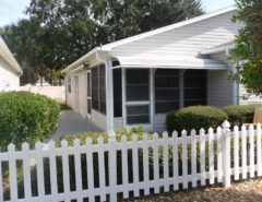 1 BDRM / 1 BATH Patio Villa, Fully Furnished ,Turn Key, Great Location The Villages Florida