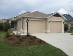 AVAILABLE!  Unfurnished 3 BR Villa for Long-term lease The Villages Florida
