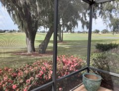 Expanded Gardenia with Championship Golf Course and Water View The Villages Florida