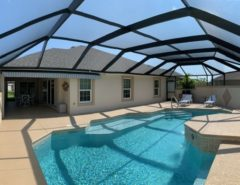 Gardenia Pool Home For Sale The Villages Florida