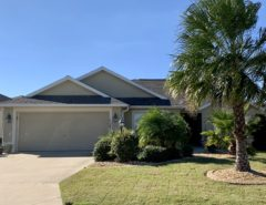 JASMINE DESIGNER HOME FOR SALE BY OWNER – call 973-714-2291 for private showing The Villages Florida
