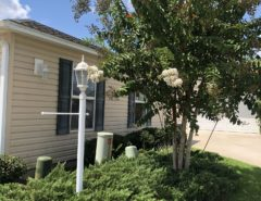 Court Yard . Long Term Rental The Villages Florida