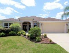 Designer fully furnished Home for Rent The Villages Florida