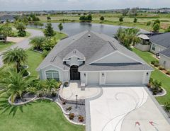 Waterfront Designer Home for Rent The Villages Florida