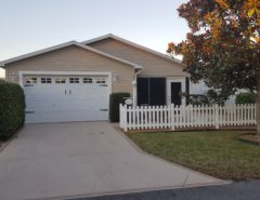 TURNKEY, Patio villa in SUMMERHILL, very close to 466 The Villages Florida