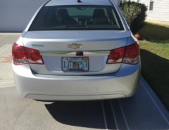 2014 Chevy Cruz 98k miles new tires very good condition The Villages Florida