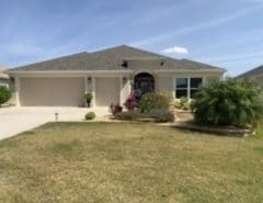 Iris Home for  sale Osecola Hills The Villages Florida