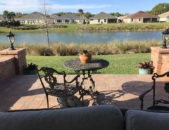 Rare find in the village of Fenney. 3/2 designer home. The Villages Florida