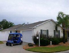 Pristine Courtyard Villa – 2/2 – Sabal Chase The Villages Florida