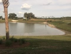 Water/Golf View Brand New Patio Villa UNFURNISHED long term lease The Villages Florida