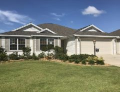 Due to cancellation 3-bedroom in Fernandina now available The Villages Florida