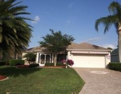 LOCATION!  Beautiful Updated 3/2 Designer exactly bet Sumter & SSrings! The Villages Florida