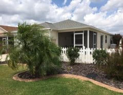 Patio Villa Turn Key The Villages Florida