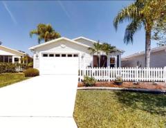 Patio Villa for Sale The Villages Florida