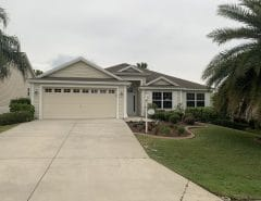 Designer Home in Village of Hadley For Sale (No Bond) The Villages Florida