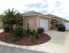 2 bdr courtyard villa in Hadley The Villages Florida