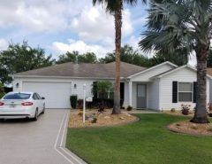 2/2 Turnkey completely renovated in Village of Duval The Villages Florida