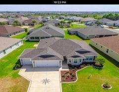 Village of Dunedin House For Sale The Villages Florida