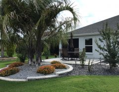 Corner lot Begonia in small quiet neighborhood of LaBelle South at 604 Turtle St. The Villages Florida