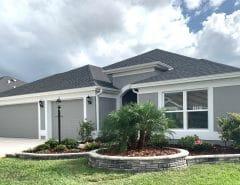 "WATERFRONT – BRAND NEW DESIGNER HOME ""IRIS"" 3 Bd/2 Ba The Villages Florida"