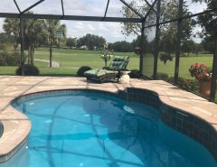 """SOLD"".      Golf Course Pool Lantana The Villages Florida"