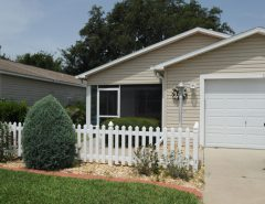 Owner financing possible on this 2/2 Colony villa with small down payment The Villages Florida