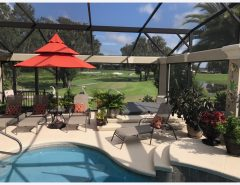 Paradise made right…prairie and two golf course views! The Villages Florida