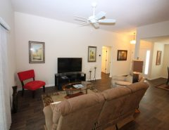 Beautiful New Designer 3/2, golf cart, furnished. Available full time or seasonal. The Villages Florida