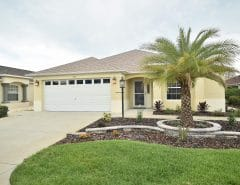 Centrally located, single family home with ample indoor and outdoor living space The Villages Florida