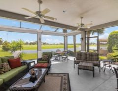 Golf and Water View Home near Sumter The Villages Florida