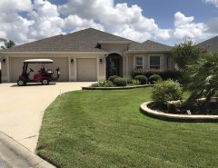 Certified Sanitized Designer Home with 4 seater Golf Cart The Villages Florida