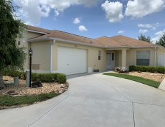 Perfect location for this Courtyard Villa The Villages Florida