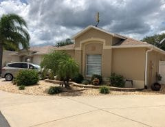 OPEN HOUSE SUNDAY 13TH 12-3 Exceptional Courtyard Villa – Move in Ready!!! The Villages Florida