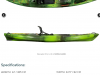 green-kayak