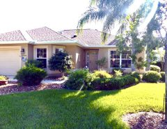 Water Front! Golf Front! 3/2 Jasmine The Villages Florida