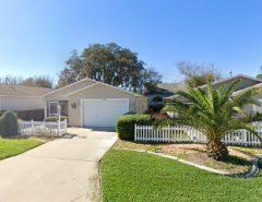 2/2 Patio Villa Seasonal Rental The Villages Florida