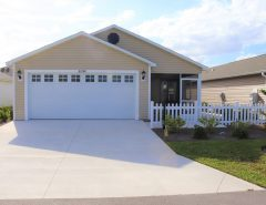 Long Term (1yr+)  NEW UNFURNISHED Topaz Patio Villa The Villages Florida