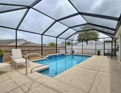 Pet Friendly, Extremely Quiet Courtyard Villa with Large Heated Pool The Villages Florida