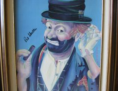 "Red Skelton ""The Philosopher"" Limited Edition Print The Villages Florida"