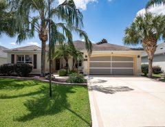 Designer Gardenia Model for Rent $3450 with Optional Cart The Villages Florida
